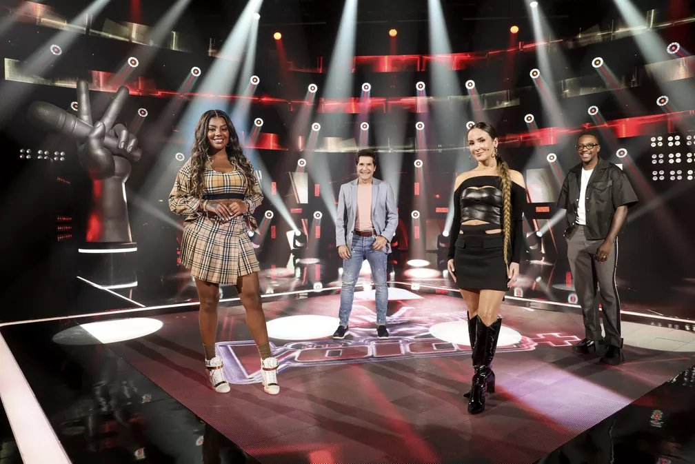 The Voice+ estreou neste domingo (17)