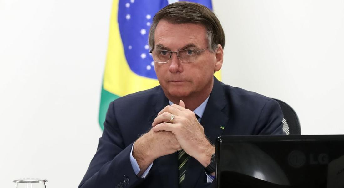 Comportamento do presidente Jair Bolsonaro no combate à Covid-19 desagrada grande parte da população
