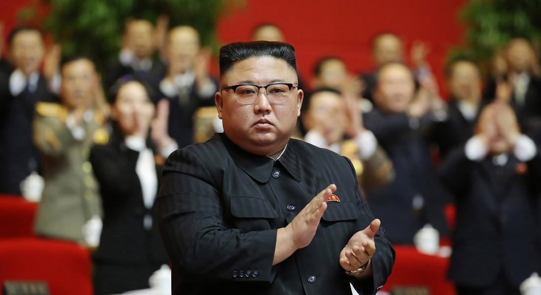 Kim Jong-un, governante da Coreia do Norte