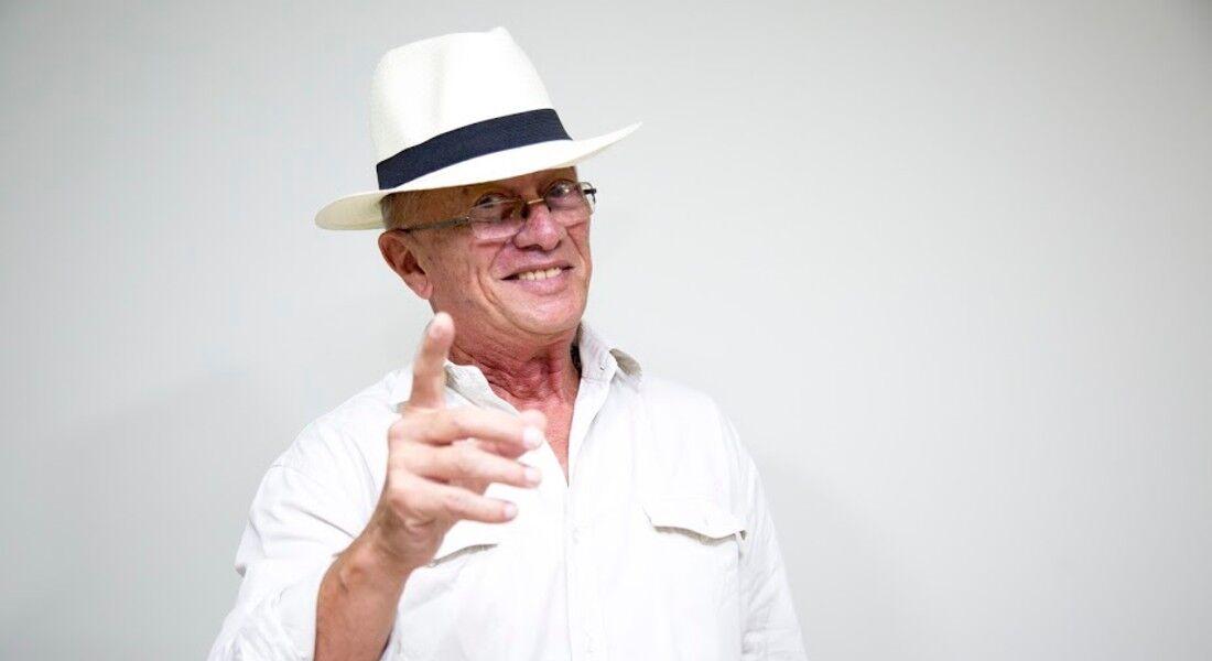 Músico Zé Renato