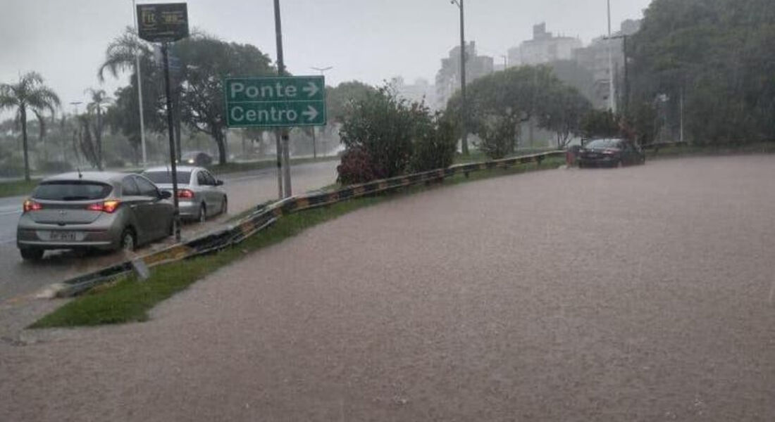 Chuvas em Florianópolis, Santa Catarina