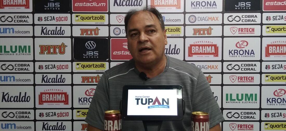 Executivo de futebol do Santa Cruz, Nei Pandolfo