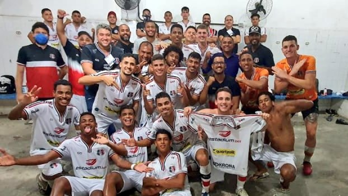 Maioria dos jogadores que estarão na excursão estiveram na Copa do Nordeste sub-20, realizada em dezembro de 2020