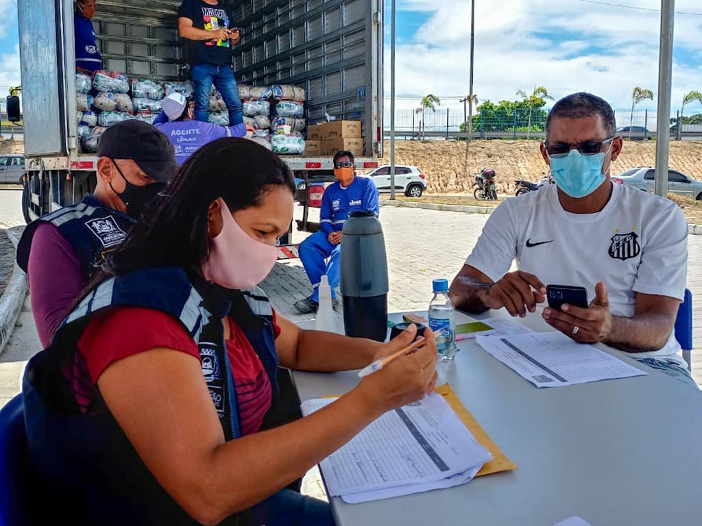 Ação da Prefeitura de Jaboatão dos Guararapes beneficia cerca de 8.800 famílias
