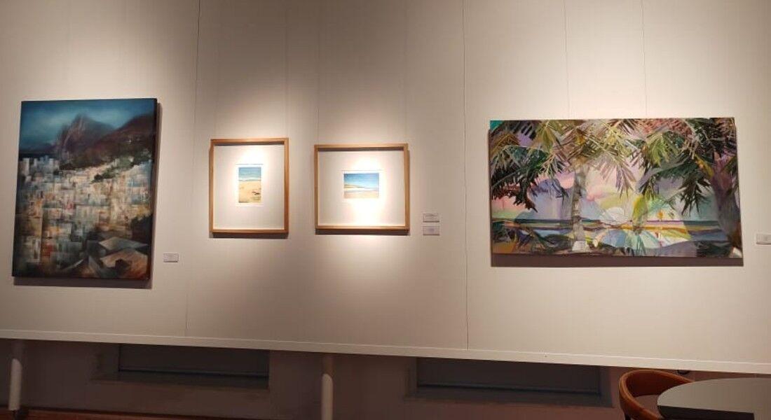 Exposição coletiva na Arte Plural Galeria