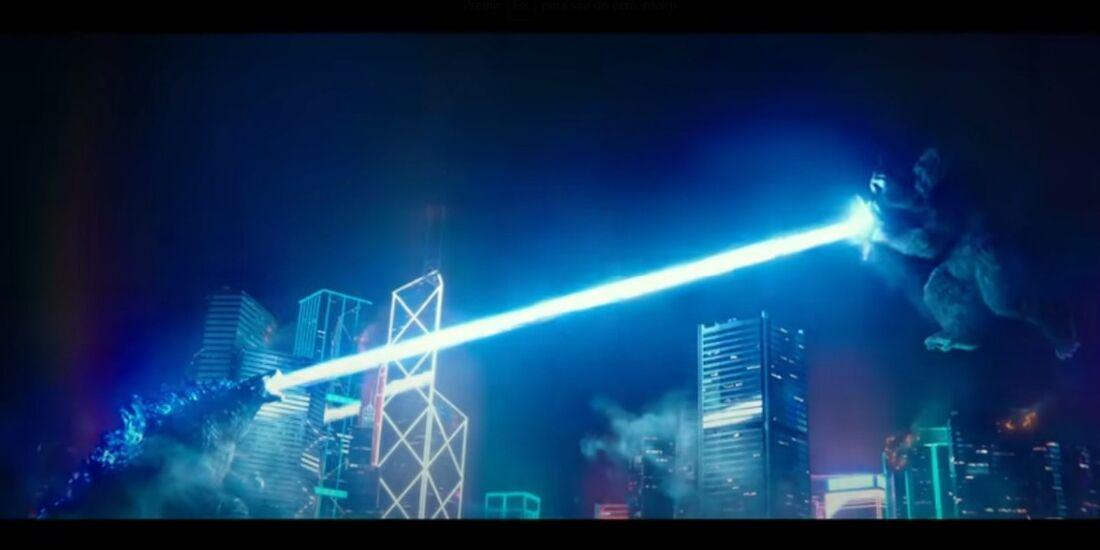 Primeiro trailer de 'Godzilla vs. Kong' é divulgado - Folha PE