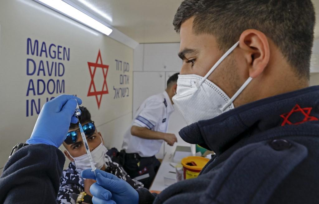 Vacinação contra Covid-19 em Israel