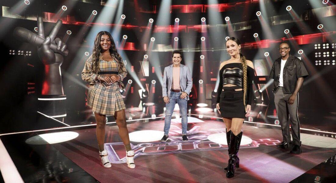 Claudia Leitte, Daniel, Ludmilla e Mumuzinho são técnicos do The Voice +