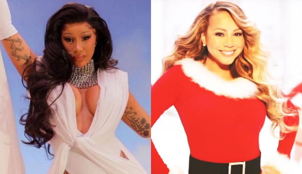 Cardi B e Mariah Carey