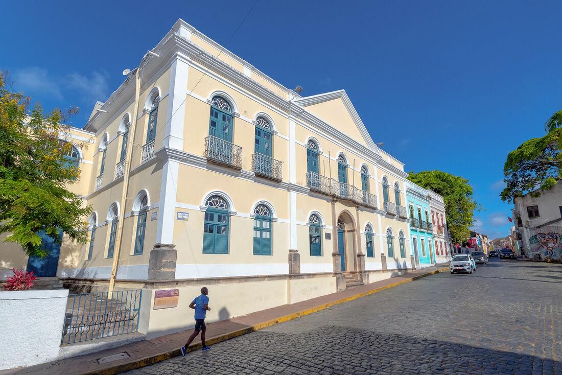 Palácio dos Governadores, sede da Prefeitura de Olinda