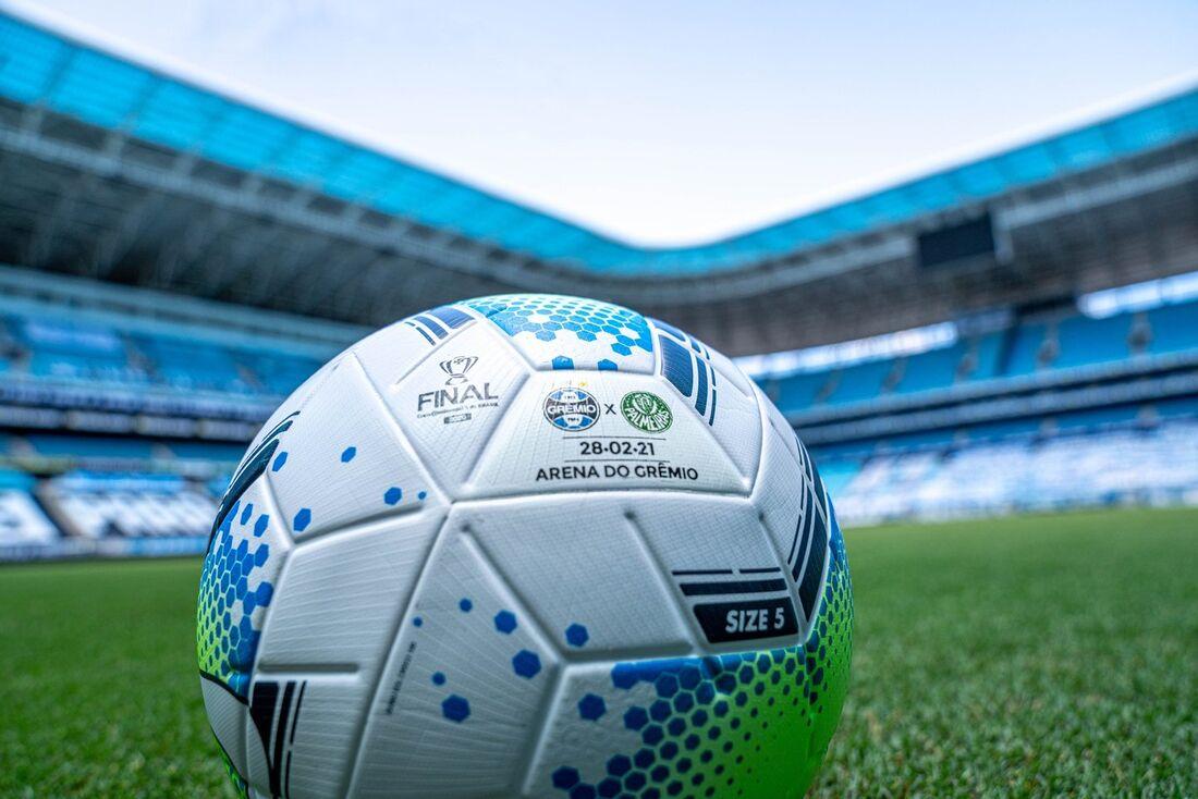 Arena do Grêmio receberá o primeiro jogo da decisão neste domingo (28)