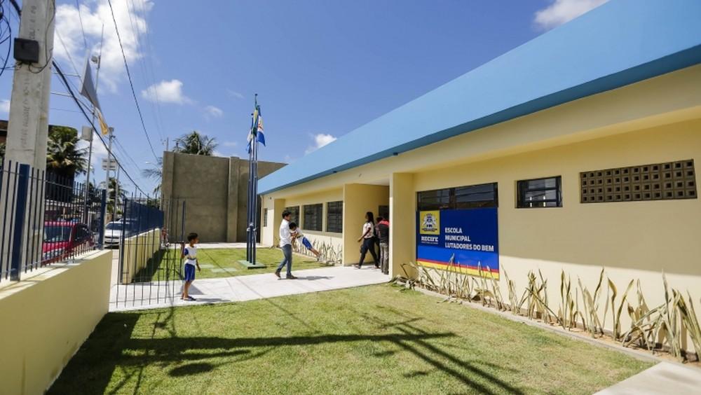 Escola municipal do Recife