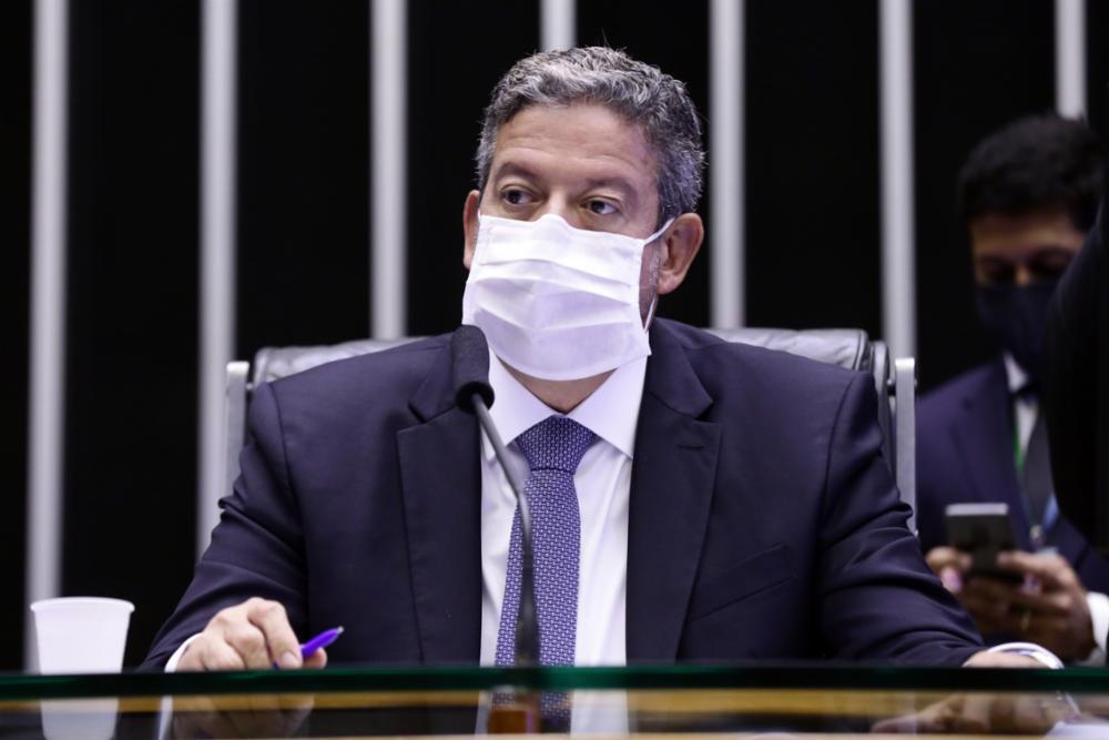 Presidente da Câmara Federal, Arthur Lira (PP-AL)
