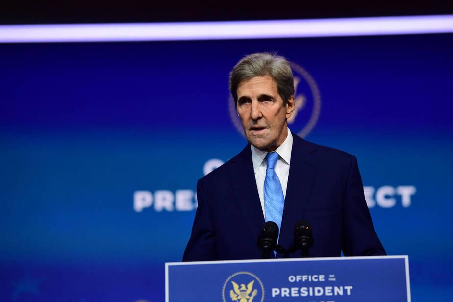 John Kerry, Secretário especial para o Clima dos EUA
