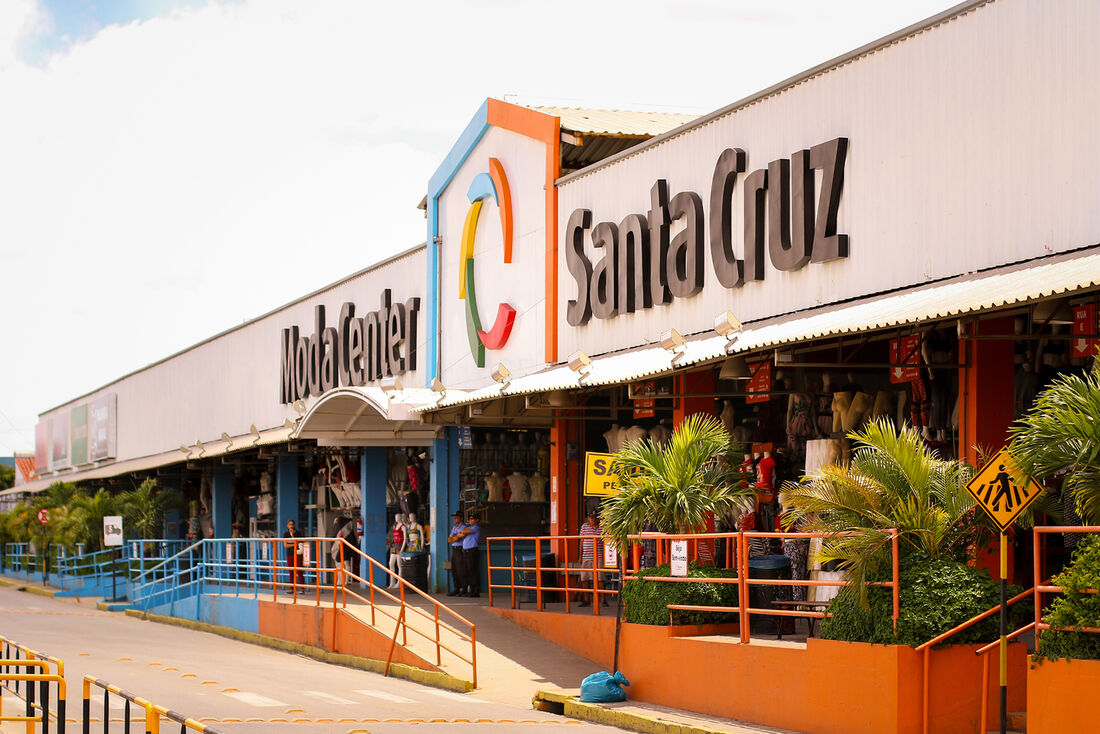 Moda Center, em Santa Cruz do Capibaribe