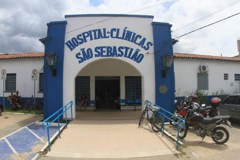 Hospital das Clínicas de São Sebastião (SP)