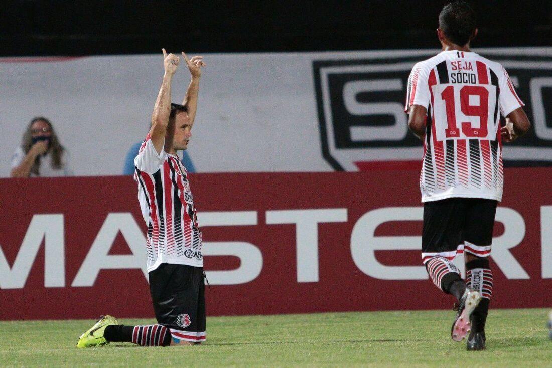 Campeonato Pernambucano 2021. Santa Cruz X Vitória