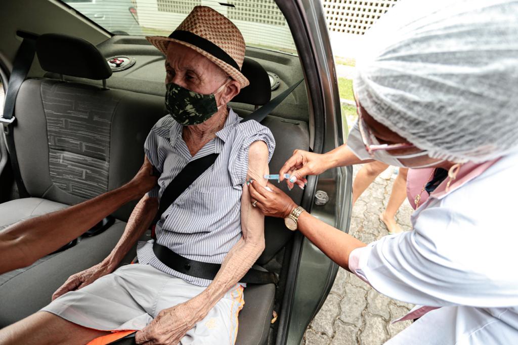 imunização contra a Covid-19