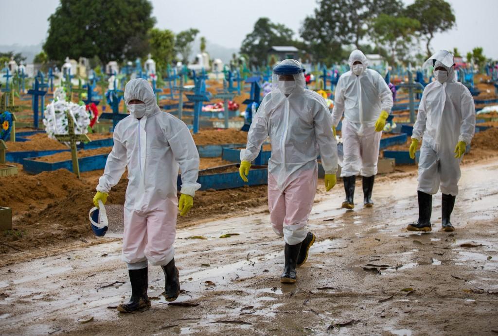 Manaus viveu caos na saúde pública por causa da nova cepa