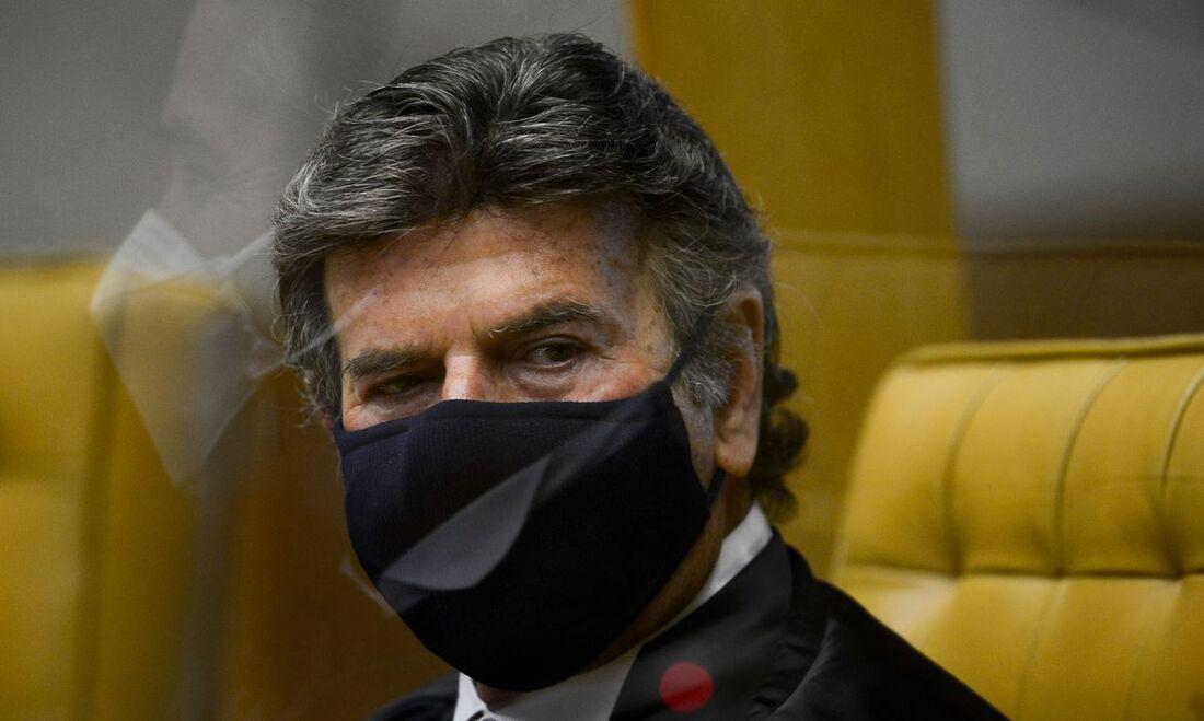 Luiz Fux, ministro do STF