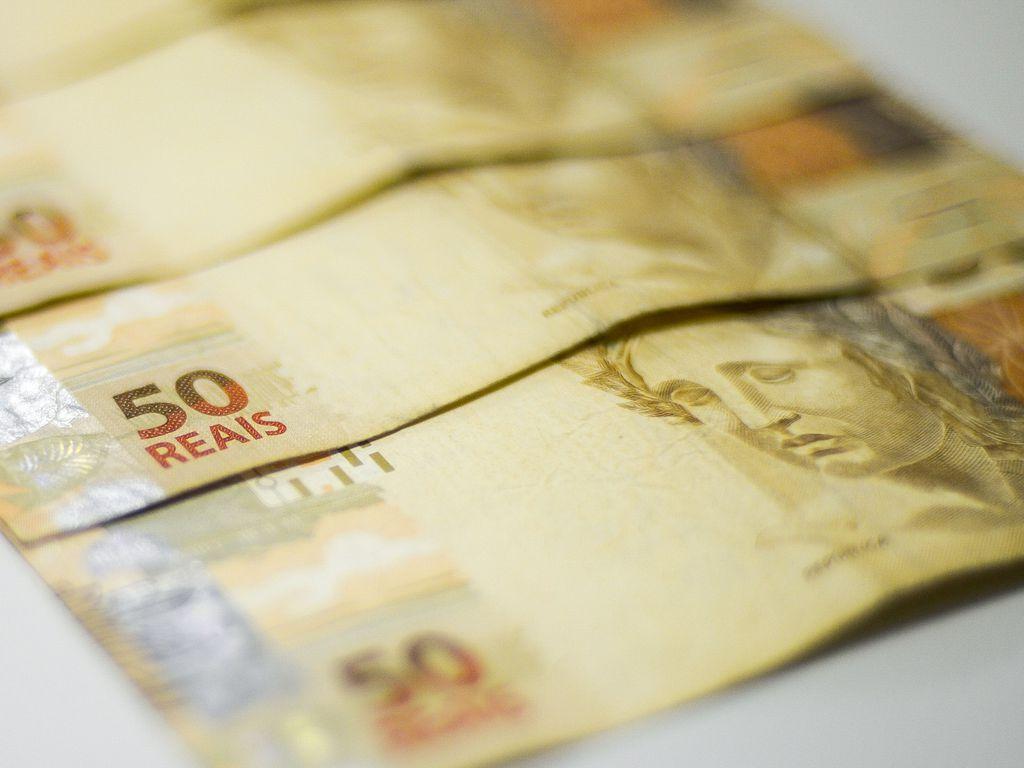 Notas de R$ 50