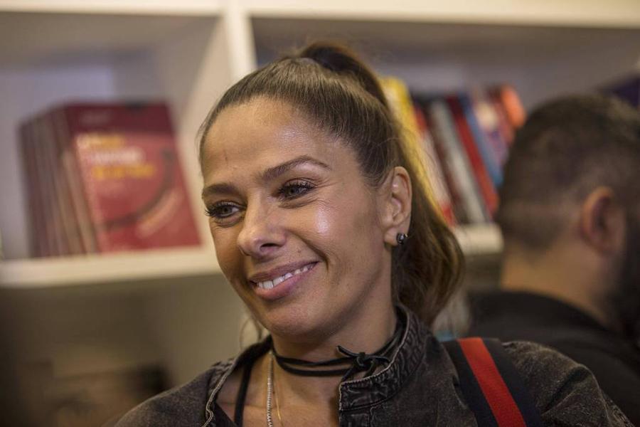 Adriane Galisteu vai ser a apresentadora de Power Couple Brasil