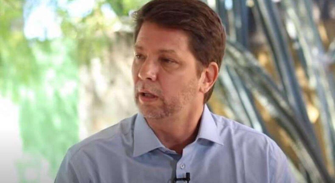 Secretário especial da Cultura, Mario Frias