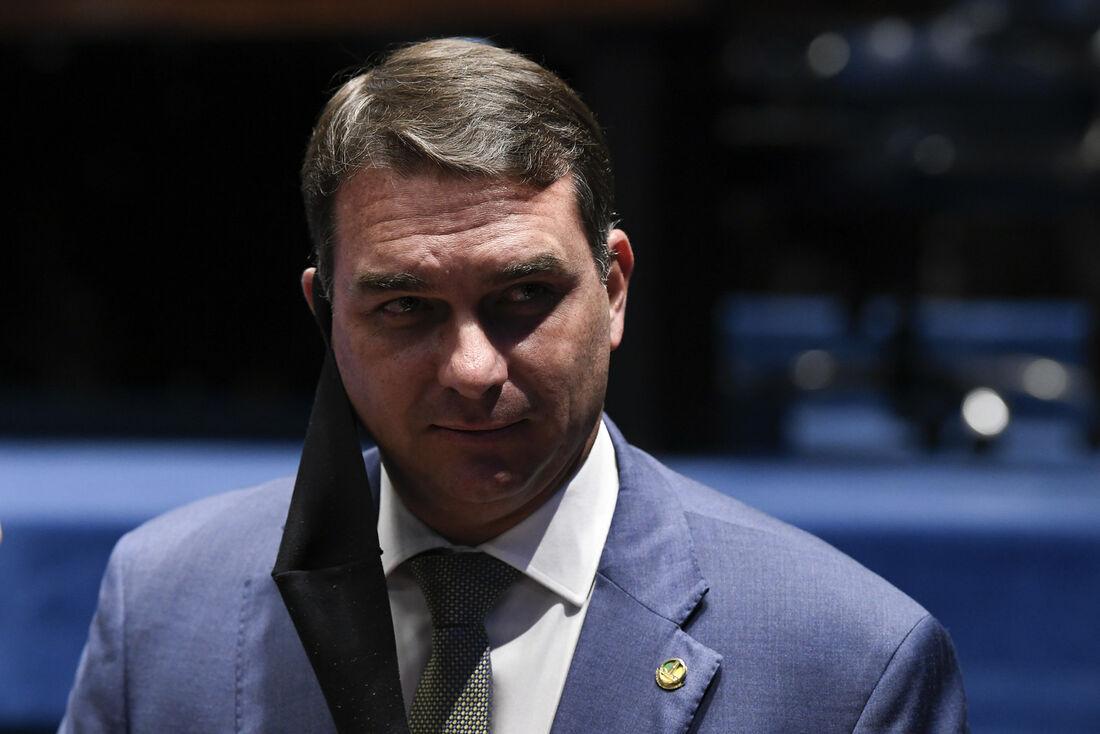 Senador Flávio Bolsonaro (Patriota-RJ)