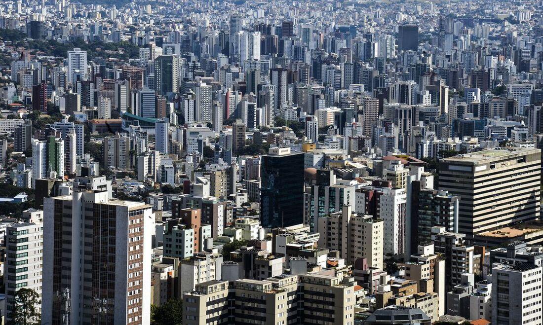 Cidade de Belo Horizonte sofre com a pandemia da Covid-19