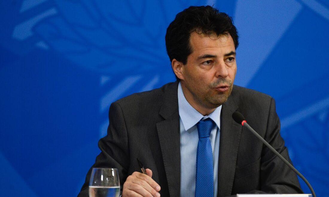 Secretário de Política Econômica Adolfo Sachsida