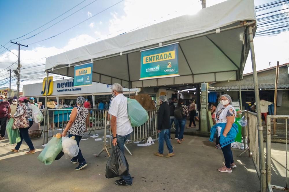 Feira da Sulanca, em Caruaru