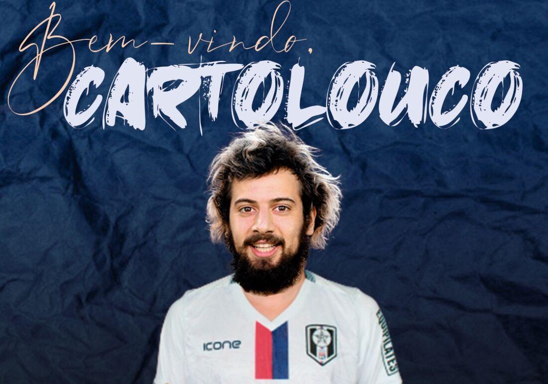 Cartolouco, anunciado no Rezende-RJ