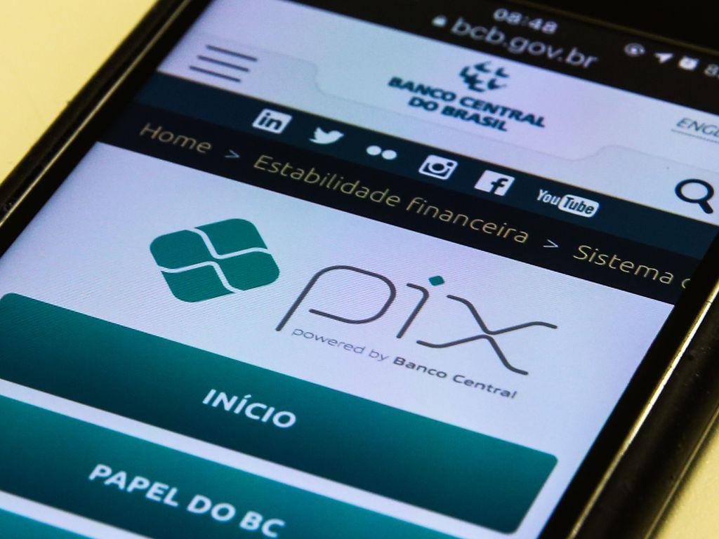 Pagamento via PIX