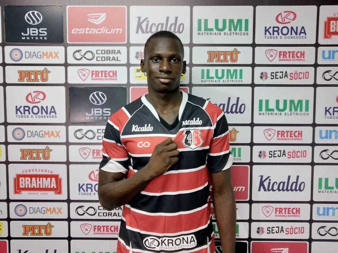 Quiñonez tem 20 anos e estava no sub-20 do Palmeiras