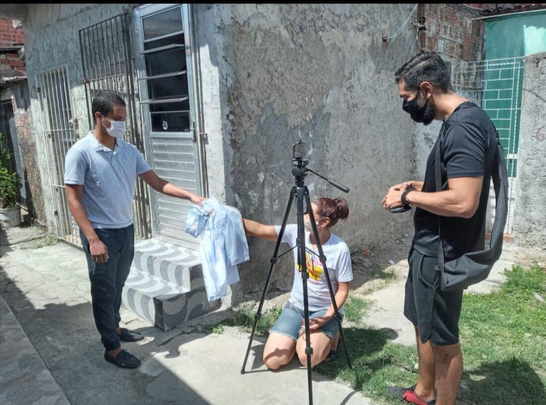 Projeto visa conscientizar a população sobre o coronavírus com conteúdos audiovisuais