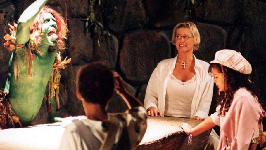 Cena do filme 'Xuxa e o Tesouro da Cidade Perdida'