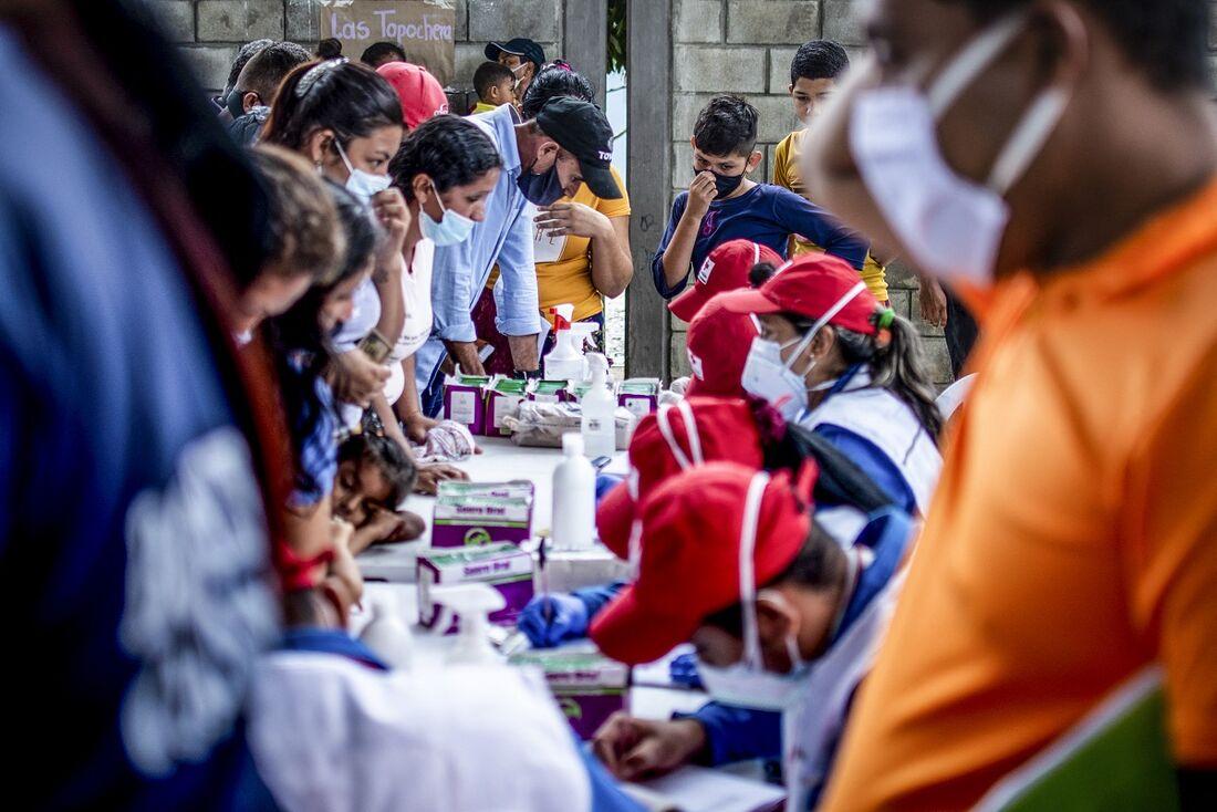 Anvisa informou que nunca orientou o Ministério da Justiça a proibir a entrada de pessoas vindas de território venezuelano,