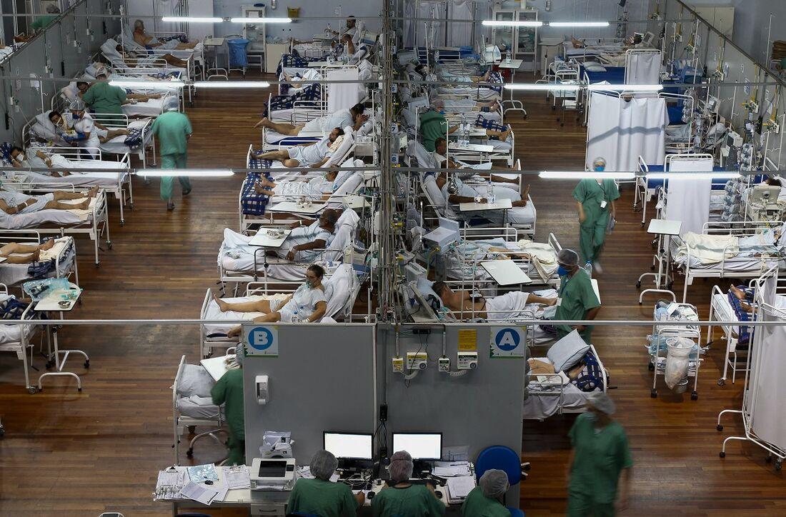 Médicos enfrentam esgotamento na pandemia