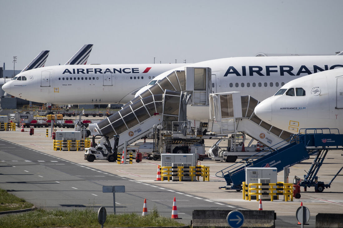 Companhia francesa de voos, Air France