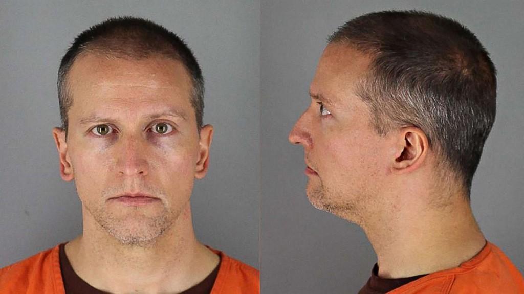 O ex-policial Derek Chauvin