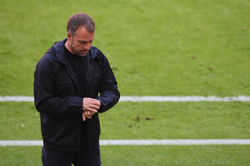 Hansi Flick, técnico do Bayern