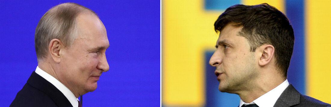 Conflito entre Rússia e Ucrânia