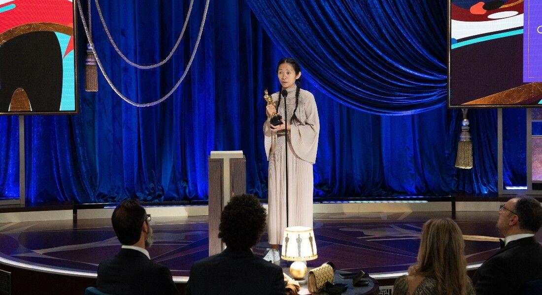 """""""Nomadland"""" foi o grande vencedor do Oscar 2021"""