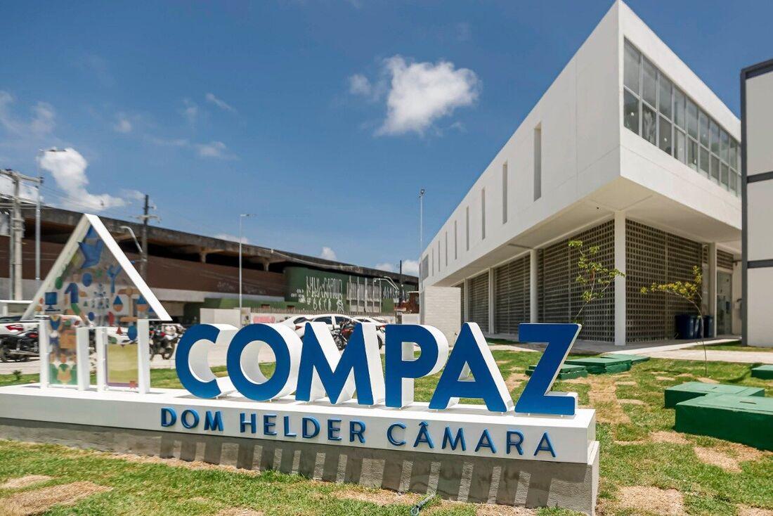 Compaz Dom Hélder Câmara, na comunidade do Coque