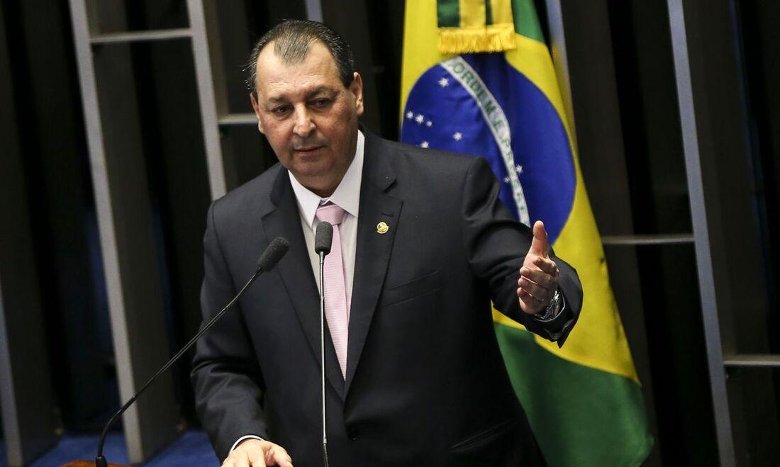 Deputado Omar Aziz (PSD-AM), presidente da CPI do Covid-19