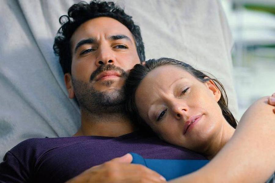 Cena do filme 'Quando a Vida Acontece', na Netflix