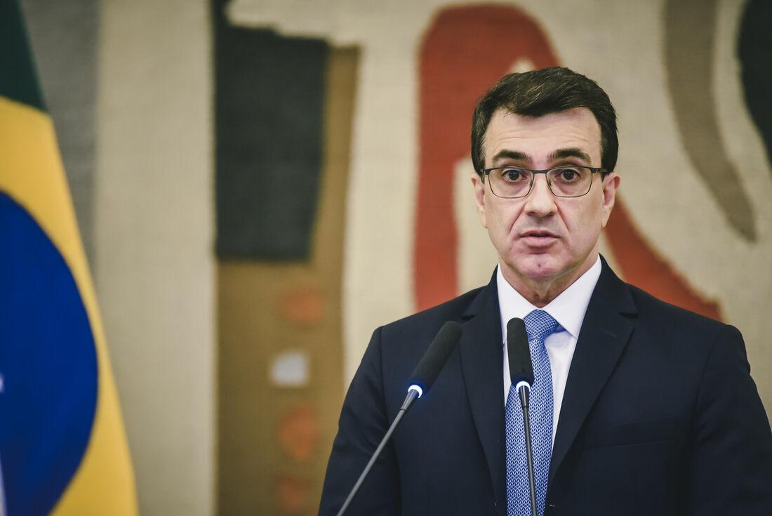 Ministro Carlos Alberto Franco França