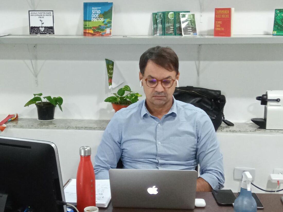 Reunião será presidida pelo secretário de Meio Ambiente e Sustentabilidade do Recife, Carlos Ribeiro
