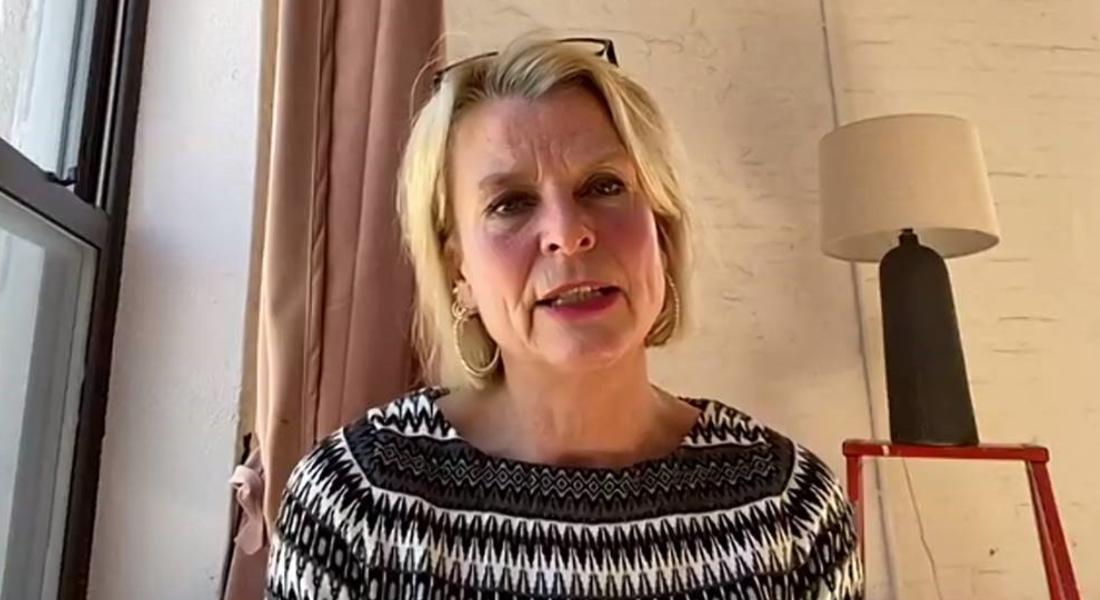 Asa Regner é secretária-adjunta da ONU Mulheres desde maio de 2019