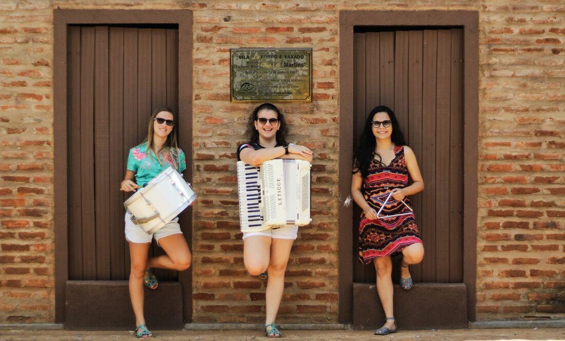 """Trio musical """"As Severinas"""""""